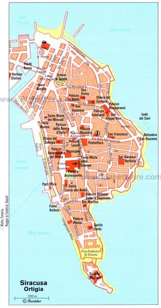 romanizzazione Siracusa - Archeologia Siracusa